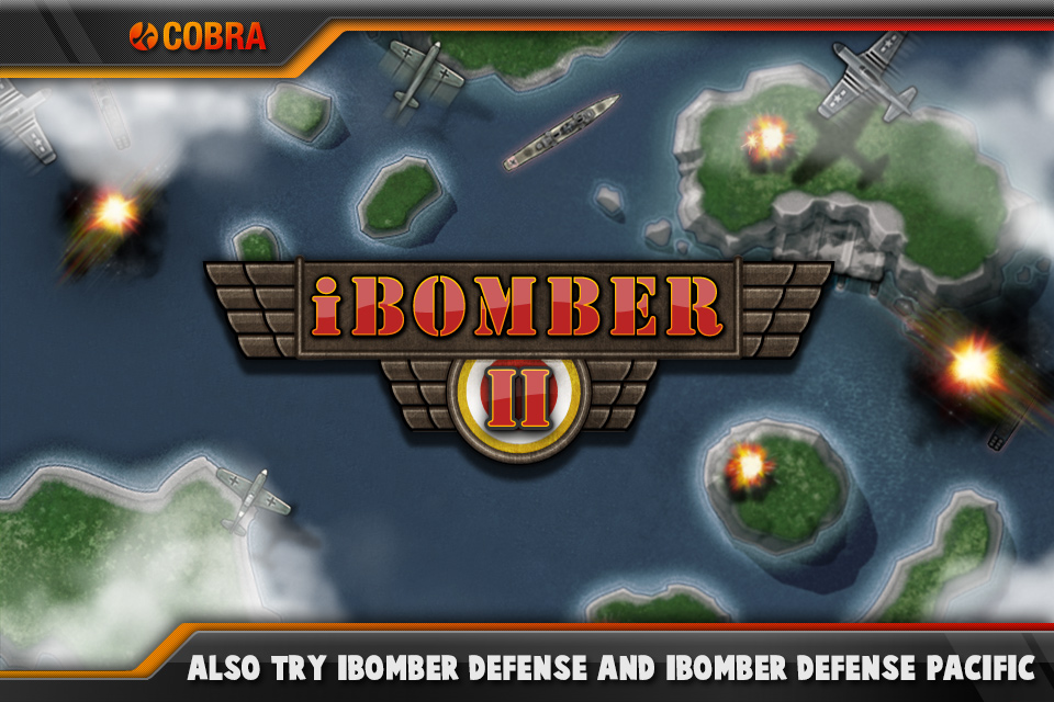 Screenshot iBomber 2