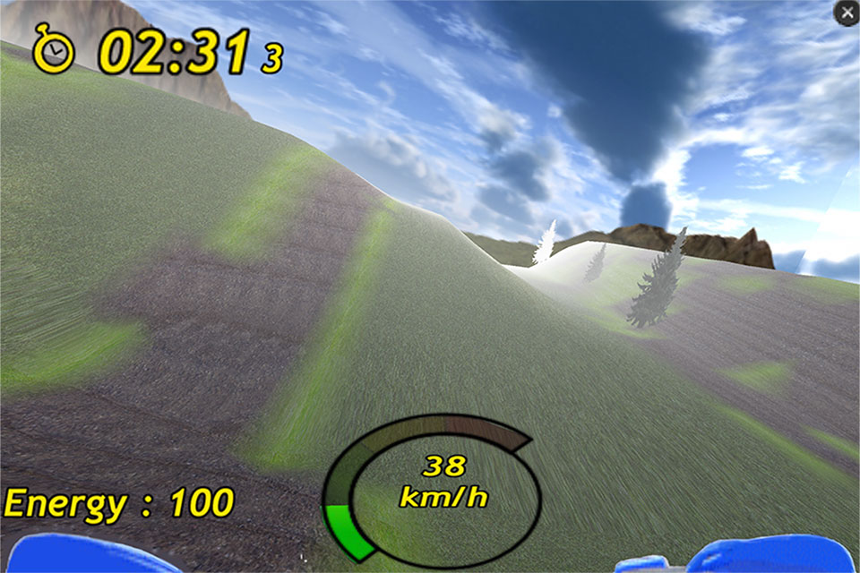 Screenshot Moto x Dirt Bike Enduro Race Pro