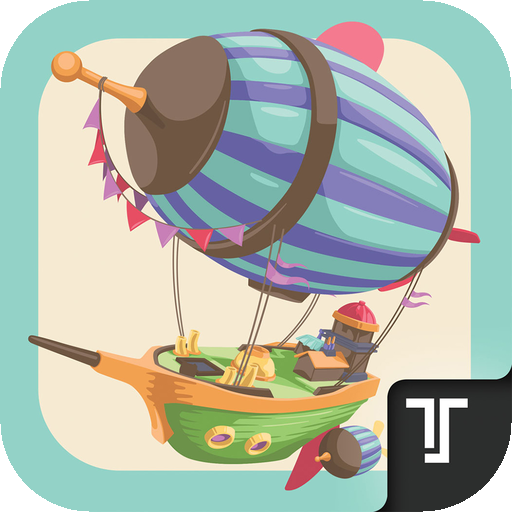 Airship Bakery - a new match-three puzzle game with an interesting story (via @appsrumors)